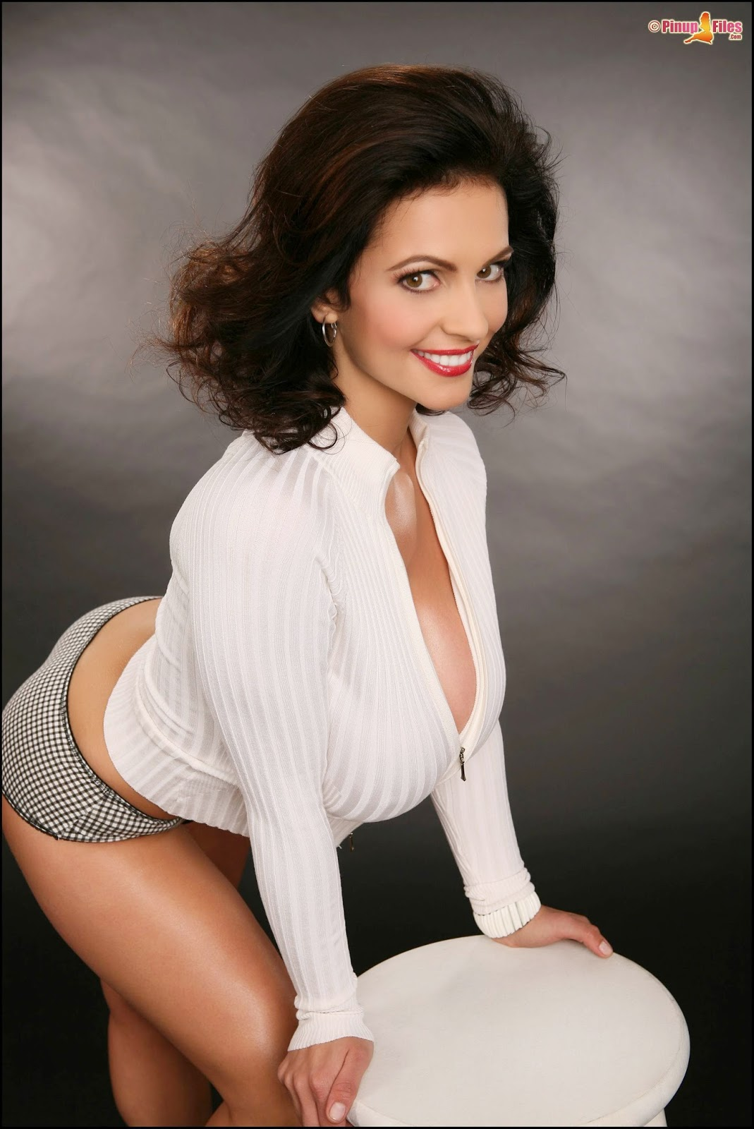 Denise Milani Archives: Pinup Files Vol. 5